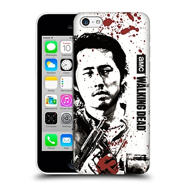 Official Amc The Walking Dead Gore Reload Hard Back Case For Apple Iphone 5C