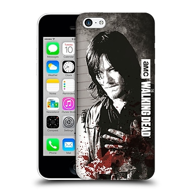 Official Amc The Walking Dead Gore Wounded Hand Hard Back Case For Apple Iphone 5C