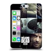 Official Amc The Walking Dead Logo Key Art Vertical Hard Back Case For Apple Iphone 5C