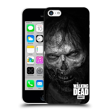 Official Amc The Walking Dead Logo Stare Hard Back Case For Apple Iphone 5C