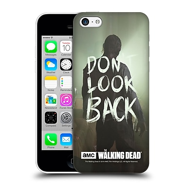 Official Amc The Walking Dead Quotes Dont Look Back Hard Back Case For Apple Iphone 5C