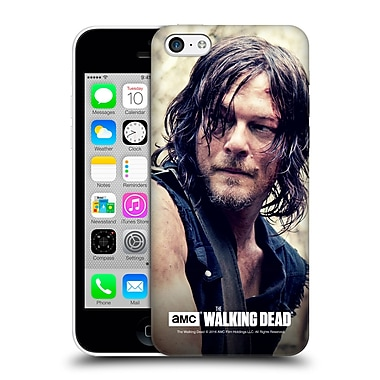 Official Amc The Walking Dead Daryl Dixon Half Body Hard Back Case For Apple Iphone 5C