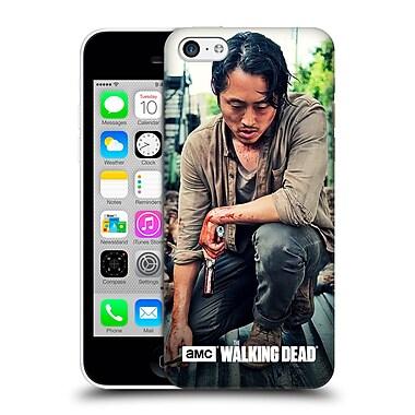 Official Amc The Walking Dead Glenn Rhee Bloody Hands Hard Back Case For Apple Iphone 5C