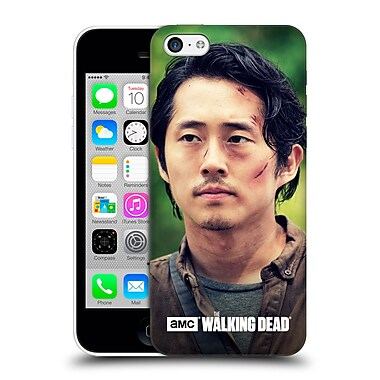 Official Amc The Walking Dead Glenn Rhee Face Hard Back Case For Apple Iphone 5C