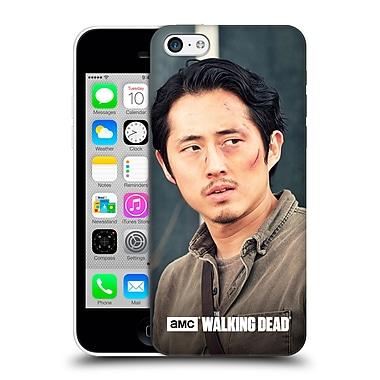Official Amc The Walking Dead Glenn Rhee Looking Sideways Hard Back Case For Apple Iphone 5C