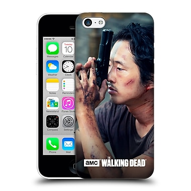 Official Amc The Walking Dead Glenn Rhee Deep In Thought Hard Back Case For Apple Iphone 5C