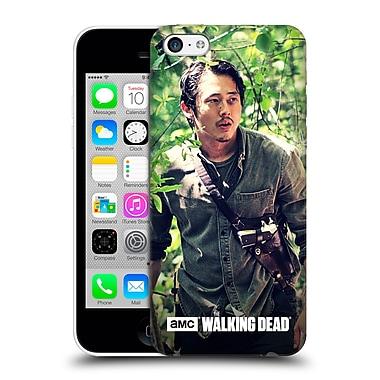 Official Amc The Walking Dead Glenn Rhee Woods Hard Back Case For Apple Iphone 5C