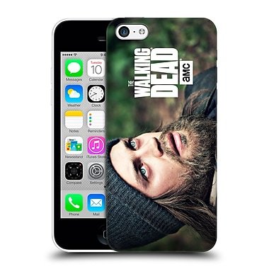 Official Amc The Walking Dead Jesus Looking Up Hard Back Case For Apple Iphone 5C