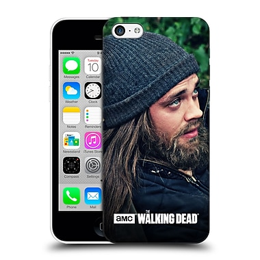 Official Amc The Walking Dead Jesus Profile Hard Back Case For Apple Iphone 5C