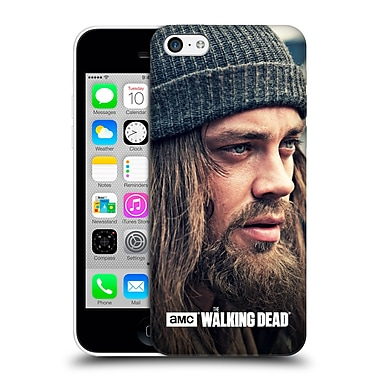 Official Amc The Walking Dead Jesus Staring Into Distance Hard Back Case For Apple Iphone 5C
