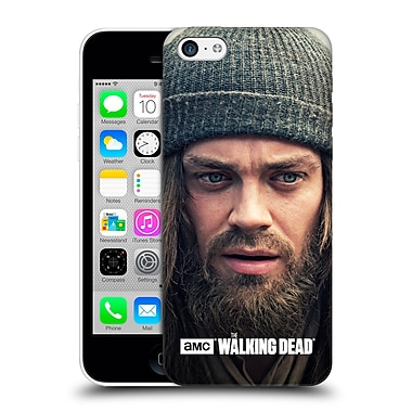 Official Amc The Walking Dead Jesus Thinking Hard Back Case For Apple Iphone 5C