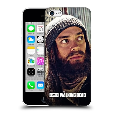 Official Amc The Walking Dead Jesus Watchful Hard Back Case For Apple Iphone 5C