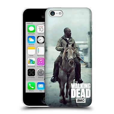 Official Amc The Walking Dead Key Art Morgan Hard Back Case For Apple Iphone 5C