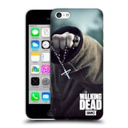 Official Amc The Walking Dead Key Art Rosary Hard Back Case For Apple Iphone 5C