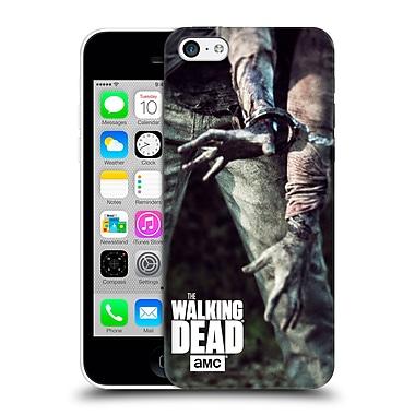 Official Amc The Walking Dead Key Art Walker In Chains Hard Back Case For Apple Iphone 5C
