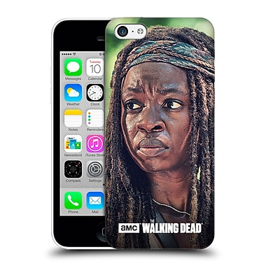 Official Amc The Walking Dead Michonne Face Hard Back Case For Apple Iphone 5C