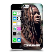 Official Amc The Walking Dead Michonne Profile Hard Back Case For Apple Iphone 5C