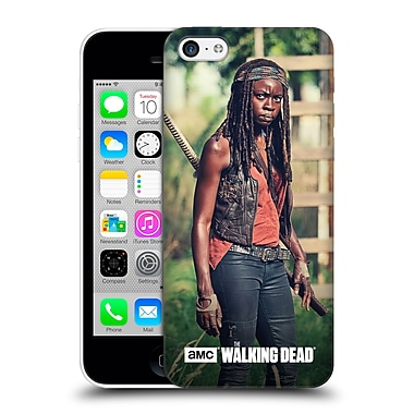 Official Amc The Walking Dead Michonne Stare Hard Back Case For Apple Iphone 5C