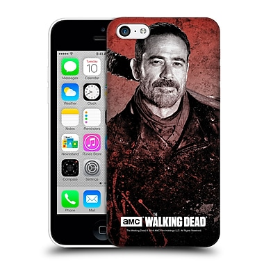 Official Amc The Walking Dead Negan Lucille 2 Hard Back Case For Apple Iphone 5C