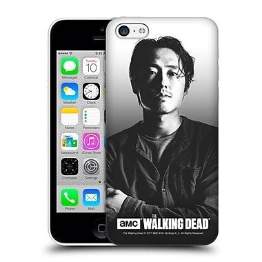 Official Amc The Walking Dead Filtered Portraits Glenn Hard Back Case For Apple Iphone 5C