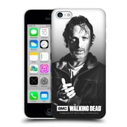 Official Amc The Walking Dead Filtered Portraits Rick Hard Back Case For Apple Iphone 5C