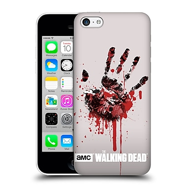 Official Amc The Walking Dead Silhouettes Hand Hard Back Case For Apple Iphone 5C