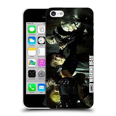 Official Amc The Walking Dead Walker Character Daryl Gun Hard Back Case For Apple Iphone 5C