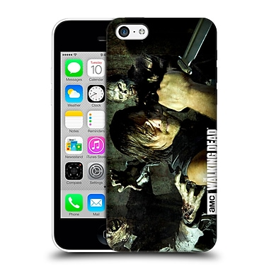 Official Amc The Walking Dead Walker Character Daryl Knife Hard Back Case For Apple Iphone 5C