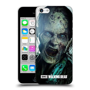 Official Amc The Walking Dead Walker Character Walker Bite Hard Back Case For Apple Iphone 5C