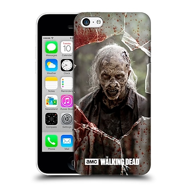Official Amc The Walking Dead Walkers Angry Hard Back Case For Apple Iphone 5C