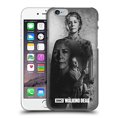 Official Amc The Walking Dead Exposure Carol Hard Back Case For Apple Iphone 6 / 6S