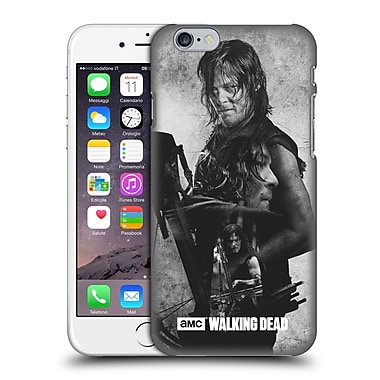 Official Amc The Walking Dead Exposure Daryl Hard Back Case For Apple Iphone 6 / 6S