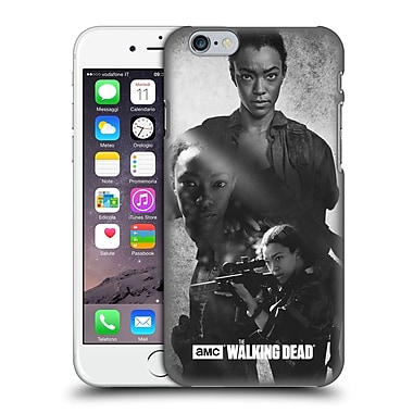 Official Amc The Walking Dead Exposure Sasha Hard Back Case For Apple Iphone 6 / 6S