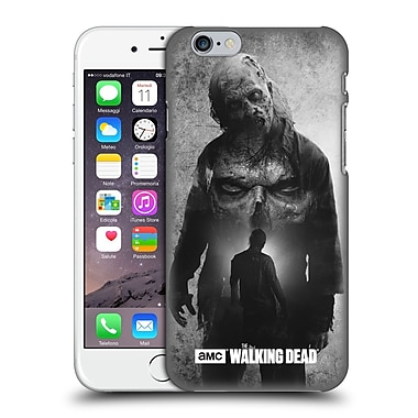 Official Amc The Walking Dead Exposure Walker Hard Back Case For Apple Iphone 6 / 6S
