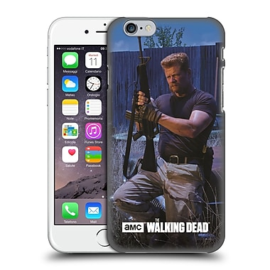 Official Amc The Walking Dead Filtered Characters Abraham Hard Back Case For Apple Iphone 6 / 6S