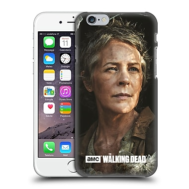 Official Amc The Walking Dead Filtered Characters Carol Hard Back Case For Apple Iphone 6 / 6S