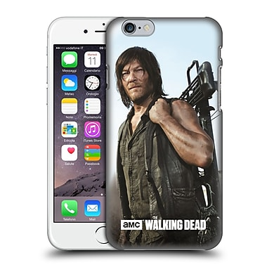 Official Amc The Walking Dead Filtered Characters Daryl Crossbow Hard Back Case For Apple Iphone 6 / 6S
