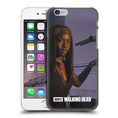 Official Amc The Walking Dead Filtered Characters Michonne Hard Back Case For Apple Iphone 6 / 6S