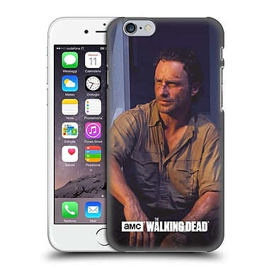 Official Amc The Walking Dead Filtered Characters Rick Hard Back Case For Apple Iphone 6 / 6S