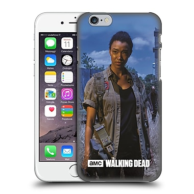 Official Amc The Walking Dead Filtered Characters Sasha Hard Back Case For Apple Iphone 6 / 6S