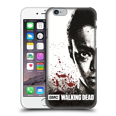 Official Amc The Walking Dead Gore Half Face Sasha Hard Back Case For Apple Iphone 6 / 6S
