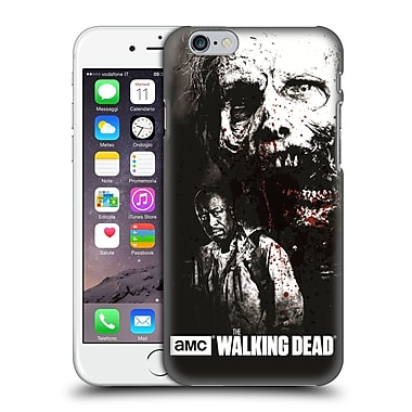 Official Amc The Walking Dead Gore Morgan And Lurker Hard Back Case For Apple Iphone 6 / 6S