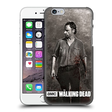 Official Amc The Walking Dead Gore Rick Grimes Hard Back Case For Apple Iphone 6 / 6S