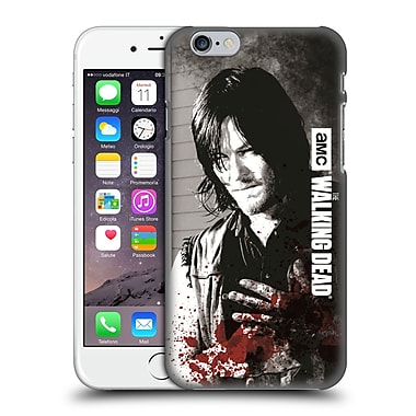 Official Amc The Walking Dead Gore Wounded Hand Hard Back Case For Apple Iphone 6 / 6S