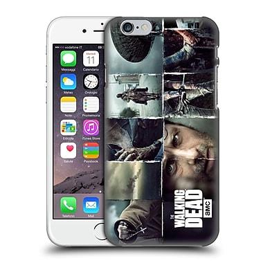 Official Amc The Walking Dead Logo Key Art Horizontal Hard Back Case For Apple Iphone 6 / 6S