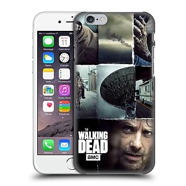 Official Amc The Walking Dead Logo Key Art Vertical Hard Back Case For Apple Iphone 6 / 6S