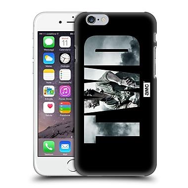 Official Amc The Walking Dead Logo Landscape Hard Back Case For Apple Iphone 6 / 6S