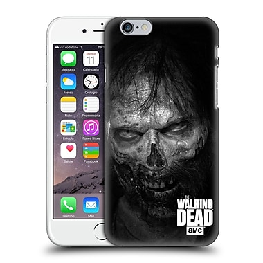 Official Amc The Walking Dead Logo Stare Hard Back Case For Apple Iphone 6 / 6S