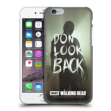 Official Amc The Walking Dead Quotes Dont Look Back Hard Back Case For Apple Iphone 6 / 6S