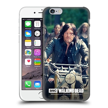 Official Amc The Walking Dead Daryl Dixon Bike Ride Hard Back Case For Apple Iphone 6 / 6S